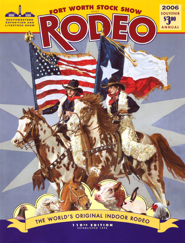 Fort Worth Stock Show Program