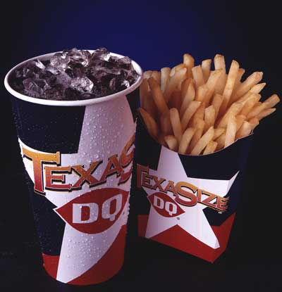 DQ TexaSize Packaging