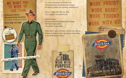 Dickies HR brochure_outside