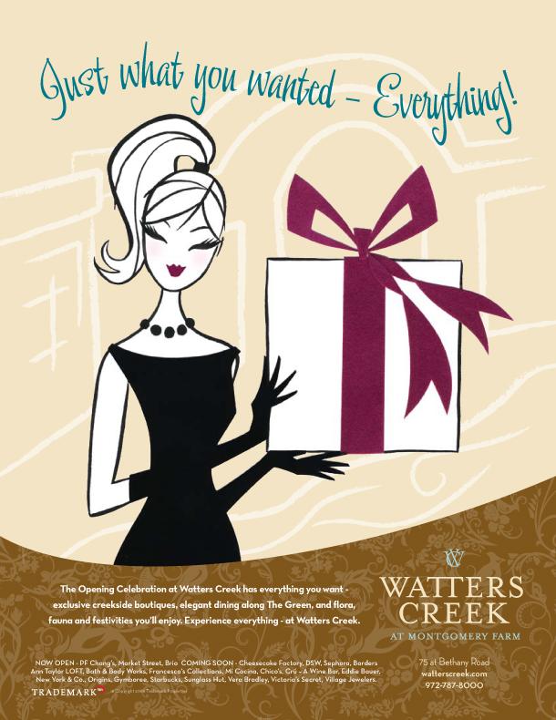 Watters Creek Campaign