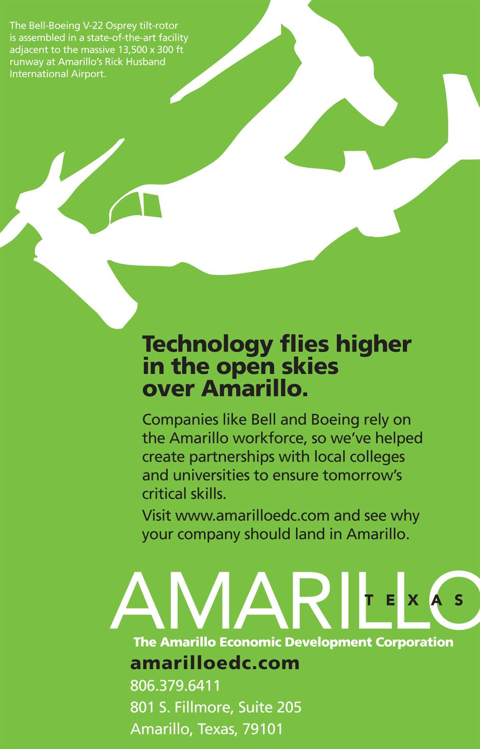 Amarillo Economic Development Corporation